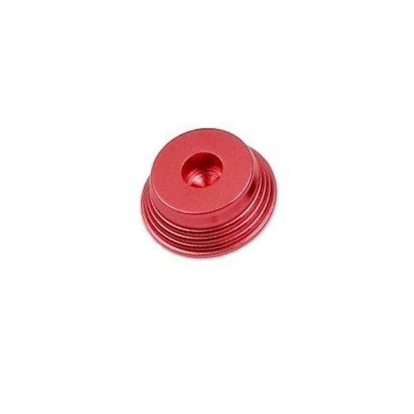 Aluminium Base geriffelt Rot