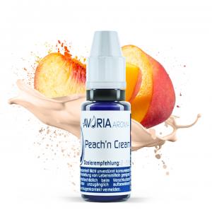 Avoria Aroma Peach n Cream