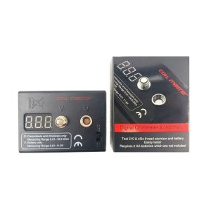 Coil Master Ohmmeter