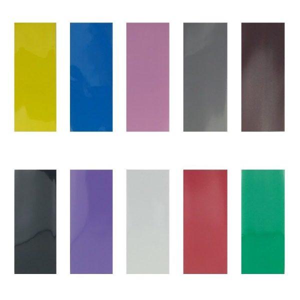 Akku Schrumpfschlauch 10 farben Gallery