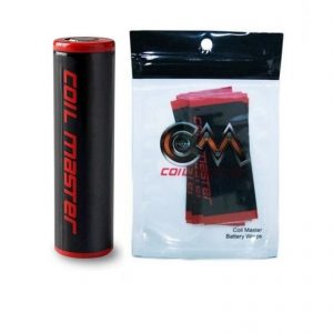 Coil Master Battery Wrap A