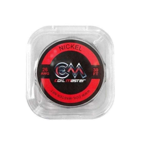 Coil Master Nickel Wire AWG 26