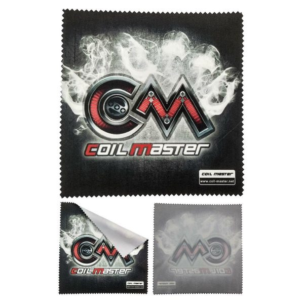 Coil Master Polishing Cloth A