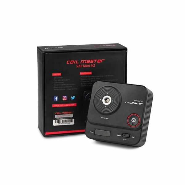 Coil Master 521 Tab Mini V2 - A