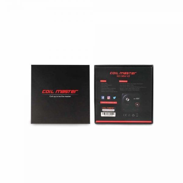 Coil Master 521 Tab Mini V2 - D
