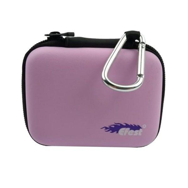Efest Akku Tasche Box Rosa