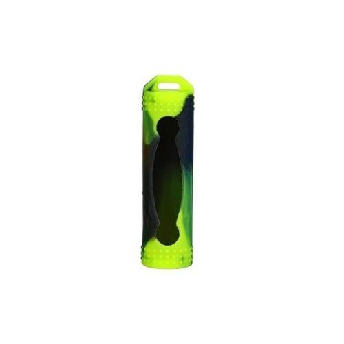 20700-21700 Silikon Akkuhuelle Schwarz-Gelb