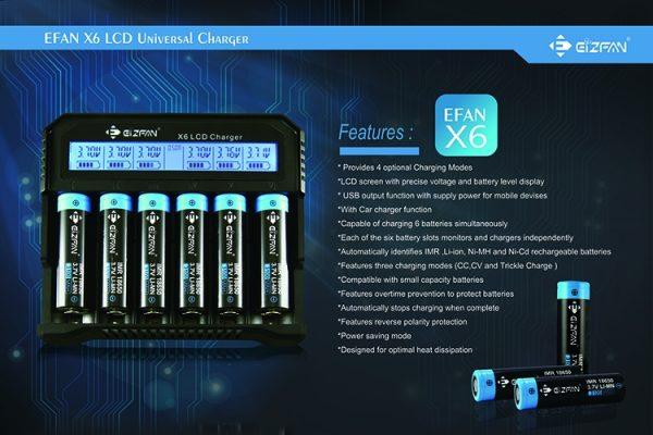 Efan-X6-D