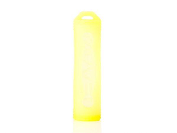 Silikon Akkuhülle Single Gelb