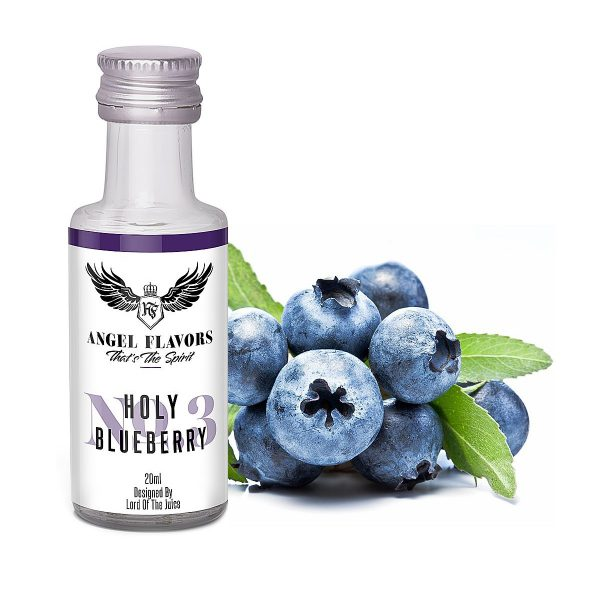 Angel Flavor Holy Blueberry