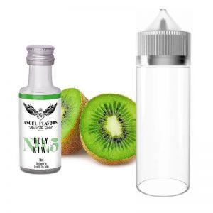 Angel Flavor Holy Kiwi - mit Flasche
