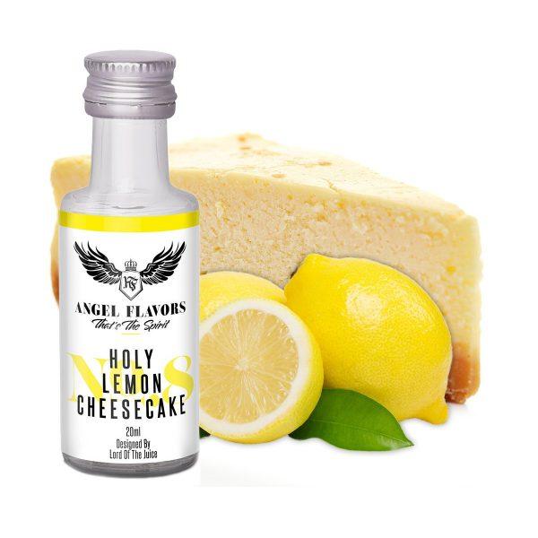 Angel Flavor Holy Lemon Cheescake
