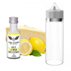 Angel Flavor Holy Lemon Cheescake - mit Flasche