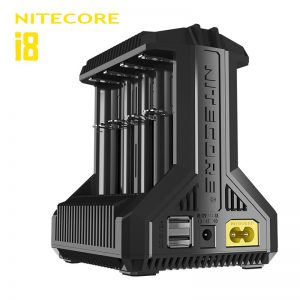 Nitecore Intellicharger I8 - A