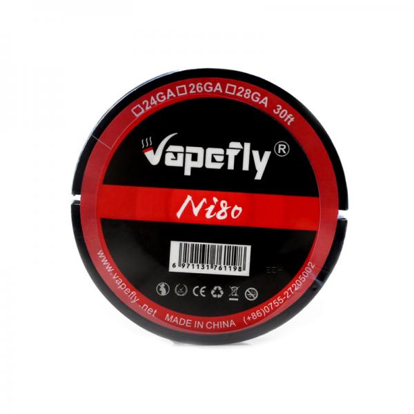 Vapefly Wickeldraht Ni80