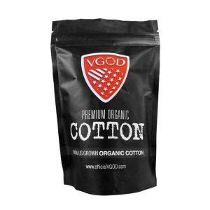 VGOD Premium Organic Cotton 10g