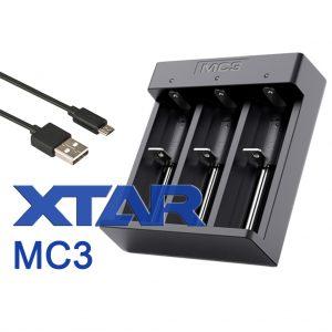 Xtar MC3 - A