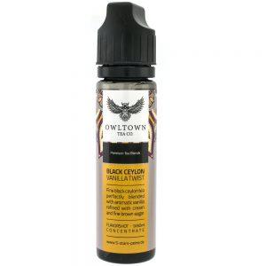 5-Stars Peine Black Ceylon Vanilla Twist
