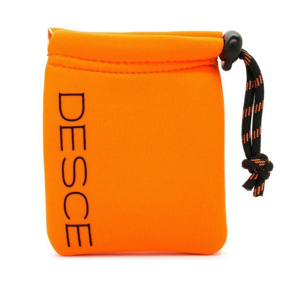Neo Sleeve Regular Flo Orange-Black