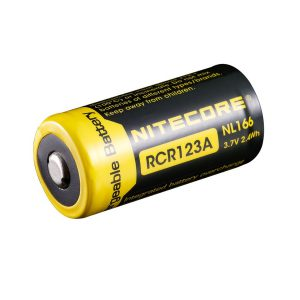 Nitecore NL166 650mAh RCR123A