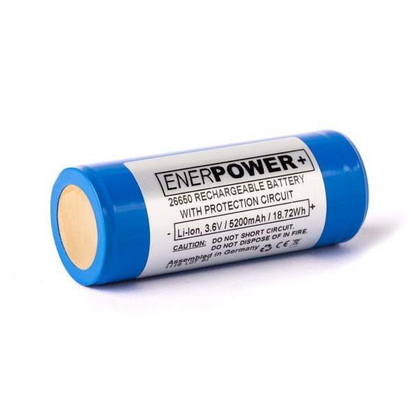 Enerpower+ EP-26650 - A
