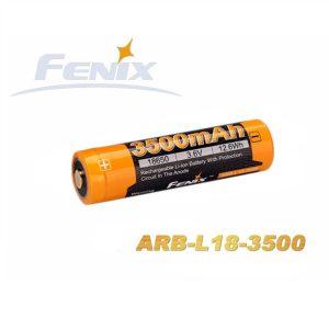 Fenix 18650 ARB-L18-3500 - A
