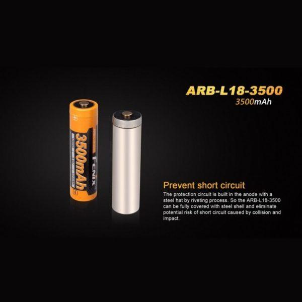 Fenix 18650 ARB-L18-3500 - C