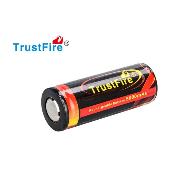 Trustfire 26650 - A