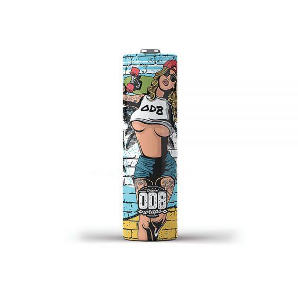 ODB Wraps 21700 - Teagan
