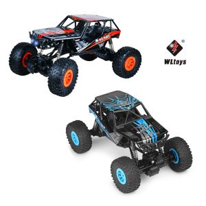 RC Elektro Monster Truck Crawler 428D Gallery