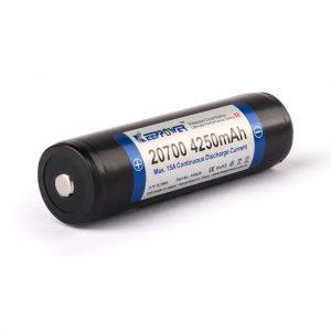 Keeppower 20700 - 4250mAh - A