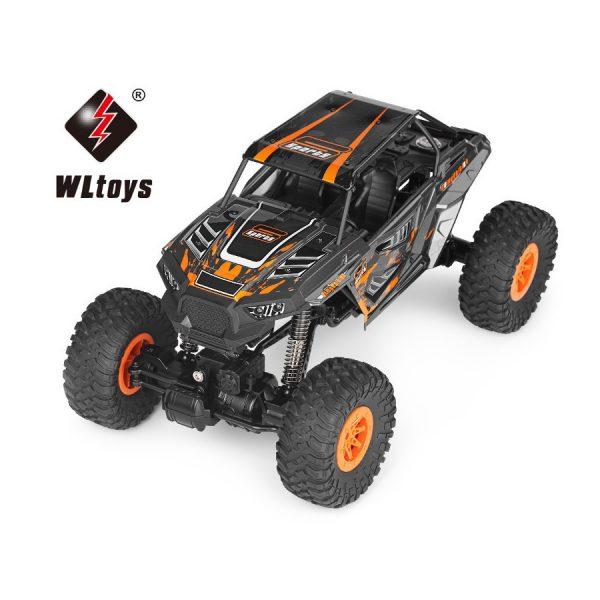 RC Crawler 428E WL Toys Orange