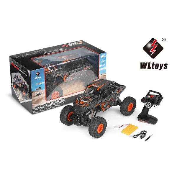 RC Crawler 428E WL Toys Paket