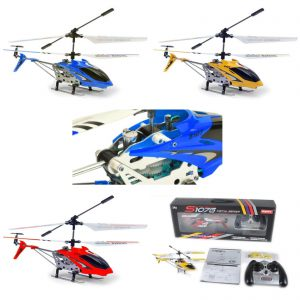 Helicopter SYMA S107G Gallery