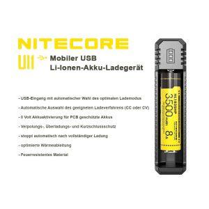 Nitecore Ui1 Ladegerät B