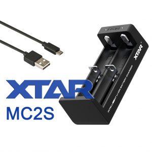 Xtar MC2S Ladegerät A
