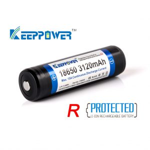 Keeppower R 18650 3120mAh A