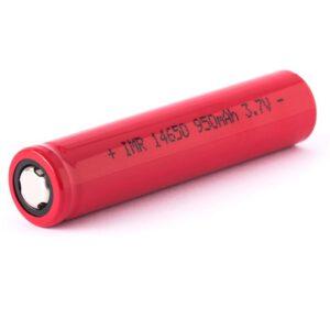 IMR 14650 950mAh Li-Ionen Akku 15A A