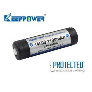 Keeppower P1450C3 14500 1100 PCB Akku A